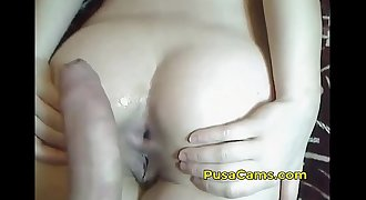 Inexperienced Dont Anal Popping